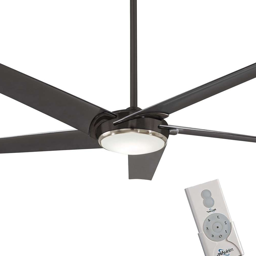 Modern Ceiling Fans (View 14 of 20)