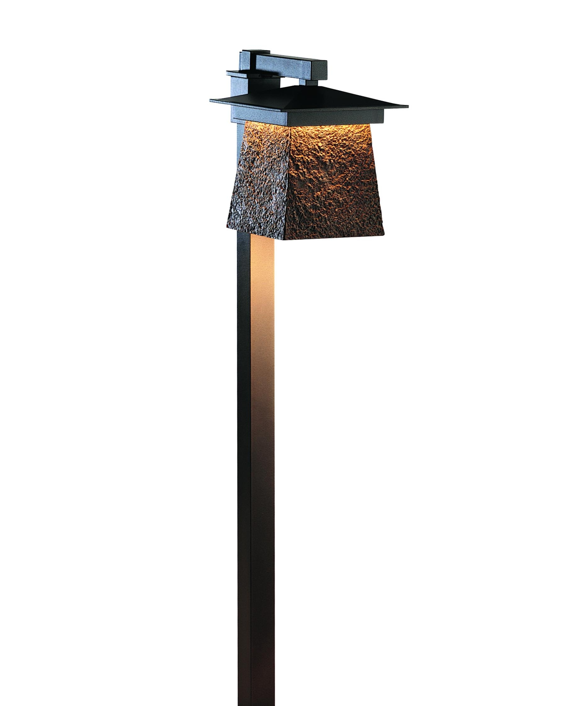 Modern Outdoor Light Posts Exterior Lamp Outside Hubbardton Forge In Favorite Outdoor Lanterns For Posts (Gallery 13 of 20)