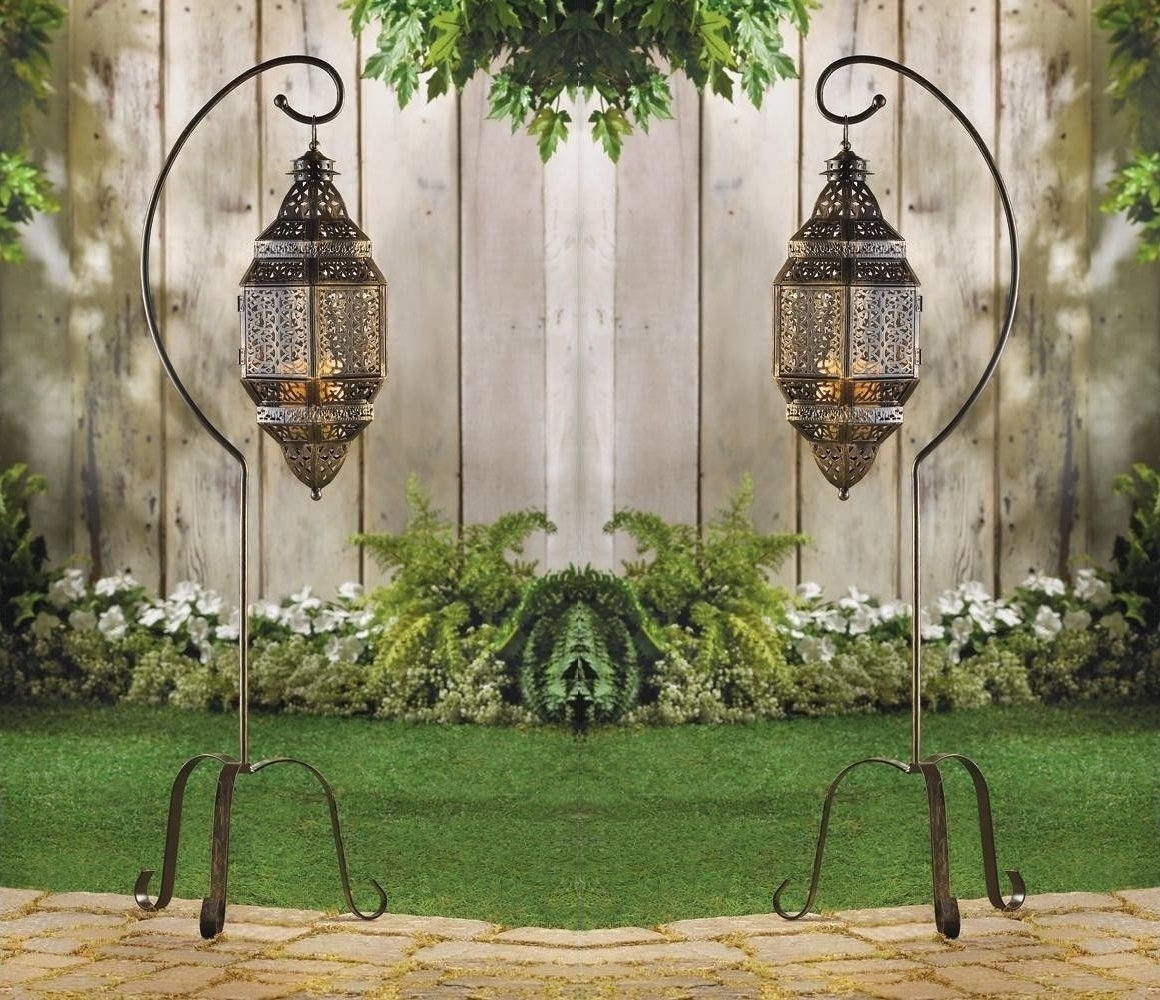 Featured Photo of Outdoor Turkish Lanterns