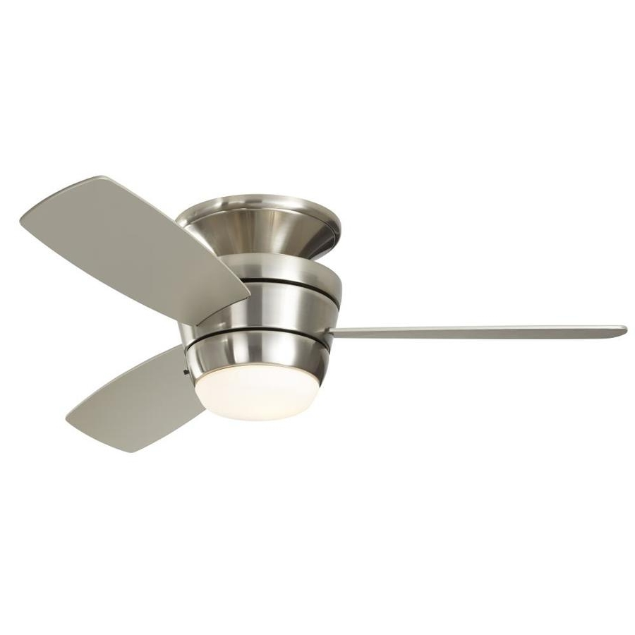 Most Current 42 Inch Outdoor Ceiling Fans With Lights For Shop Ceiling Fans At Lowes (View 14 of 20)