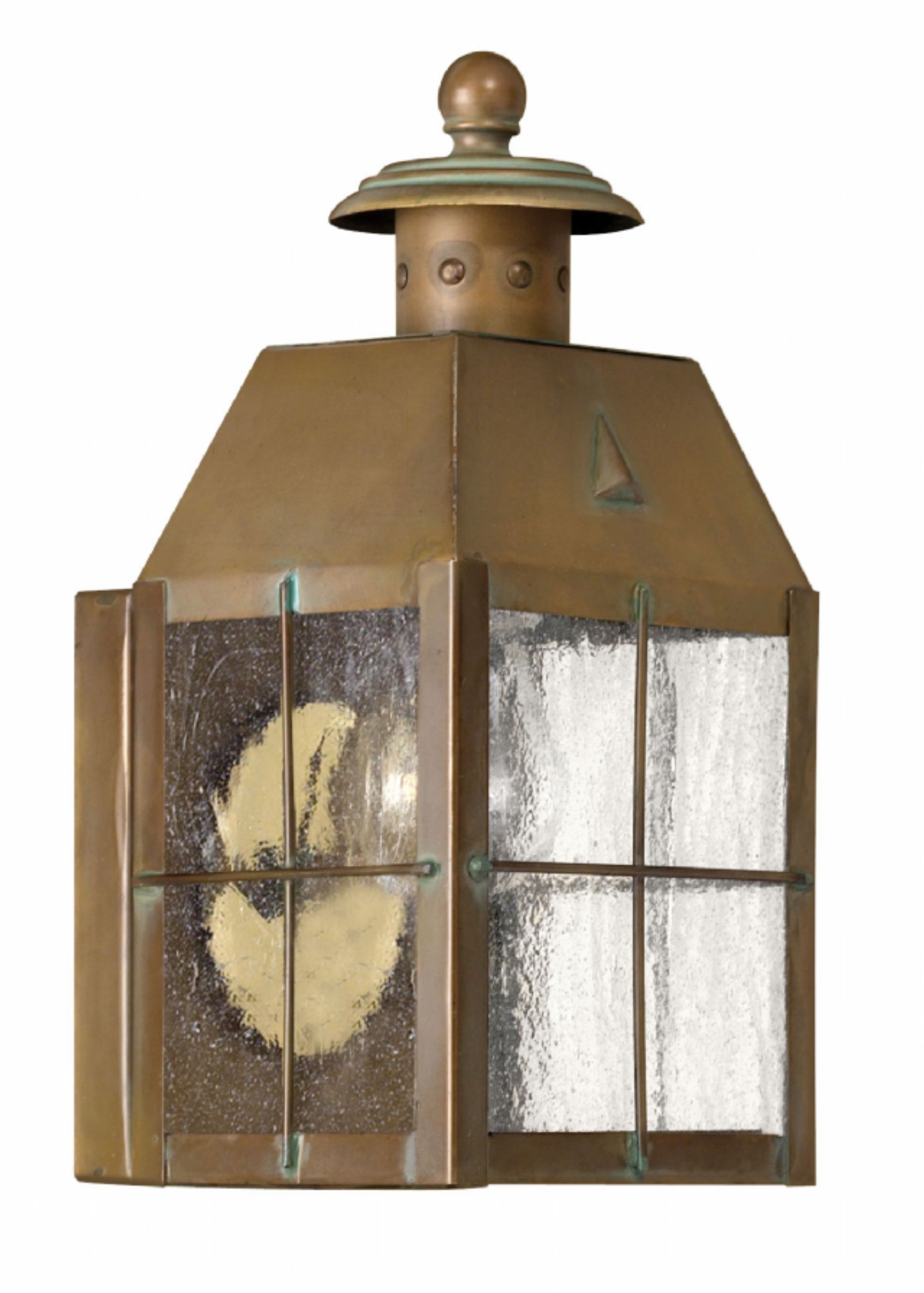 Most Current Aged Brass Nantucket > Exterior Wall Mount Intended For Nantucket Outdoor Lanterns (View 5 of 20)