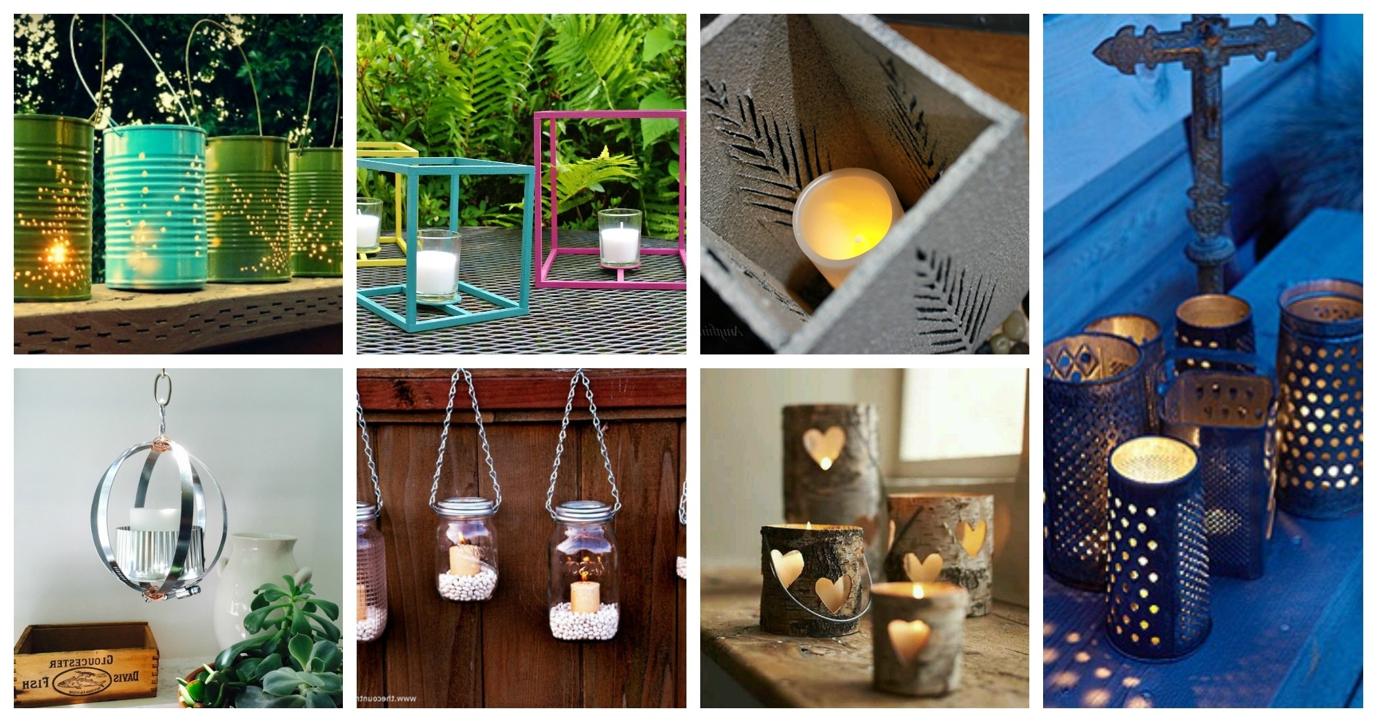 Most Current Gorgeous Diy Outdoor Lanterns To Make This Spring Within Diy Outdoor Lanterns (View 12 of 20)