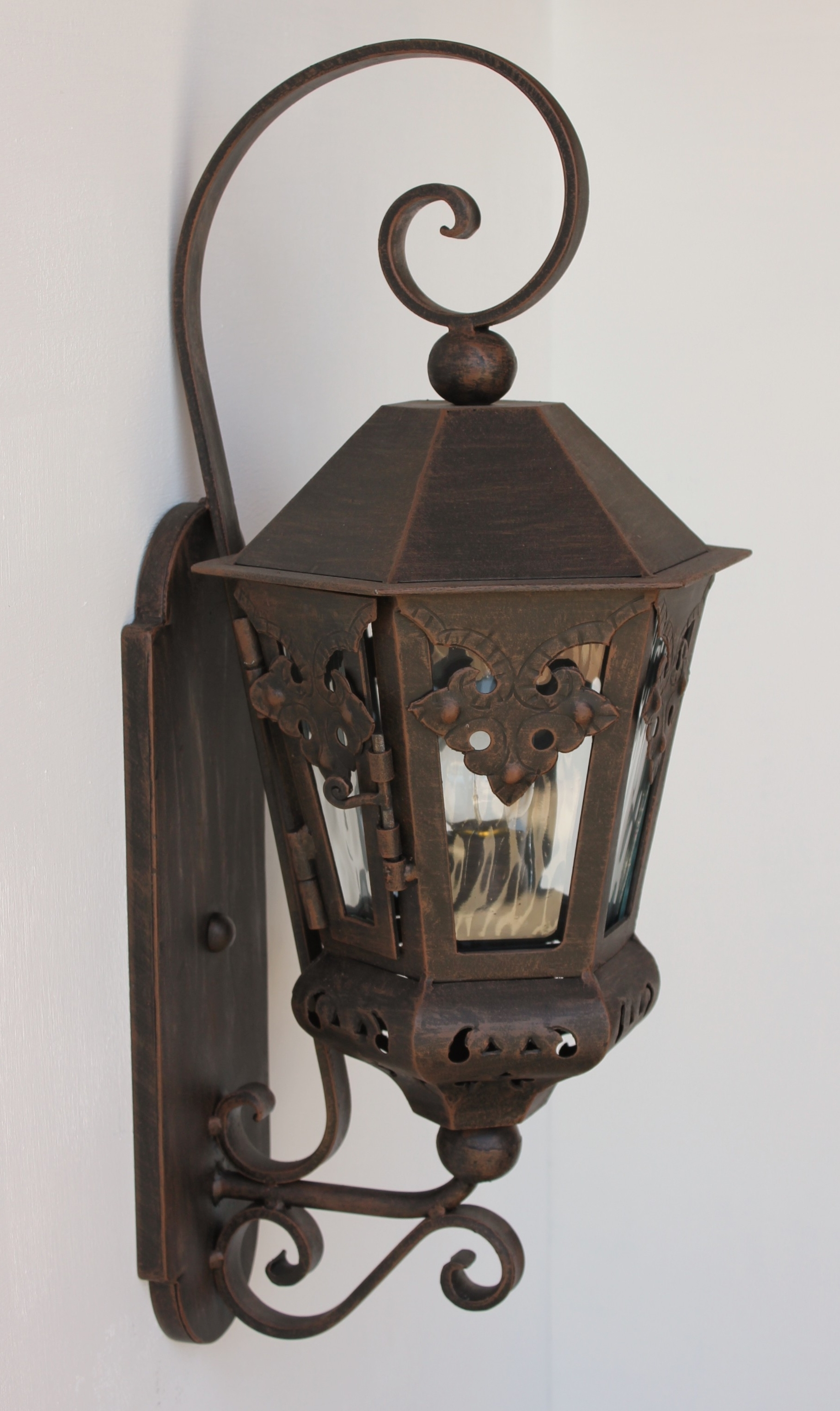 Most Current Outdoor Exterior Lanterns Within Lights Of Tuscany Authentic Spanish Colonial Outdoor Exterior (View 8 of 20)