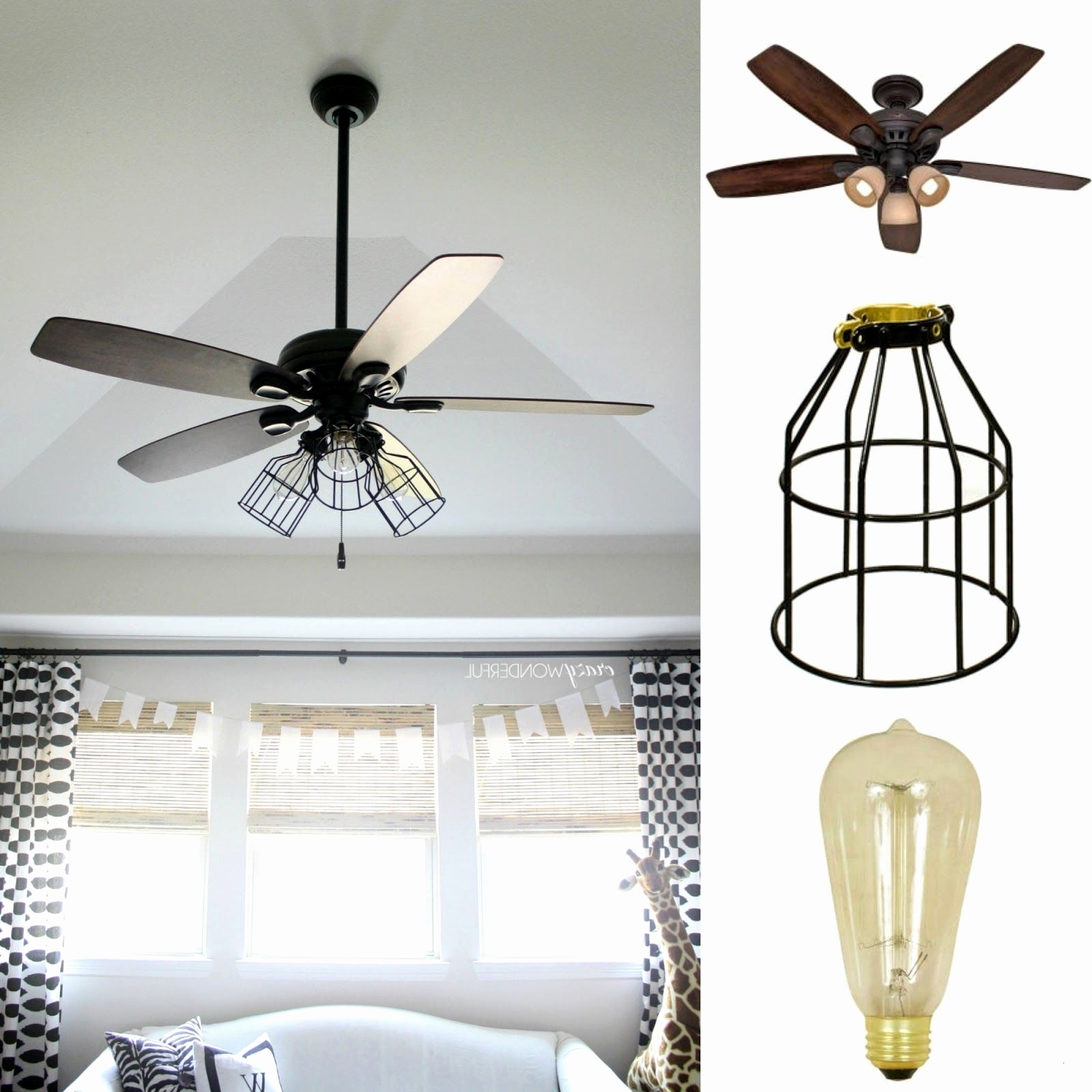 Most Current Outdoor Fan With Light Best Of 50 Best White Outdoor Ceiling Fan Intended For High End Outdoor Ceiling Fans (View 14 of 20)