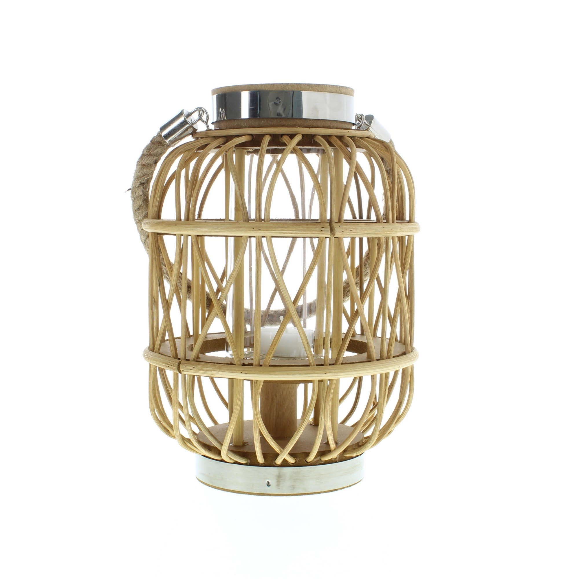 Most Current Outdoor Hanging Lanterns For Candles Regarding Wood Candle Lantern, Small Wove Rustic Decorative Lanterns For (View 8 of 20)