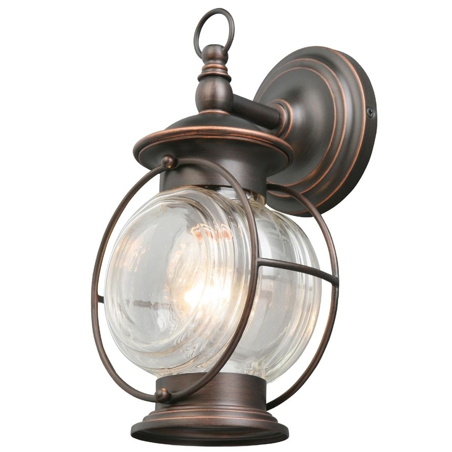 Most Current Outdoor Nautical Lanterns Pertaining To Nautical Outdoor Wall Lights – Outdoor Lighting Ideas (View 15 of 20)