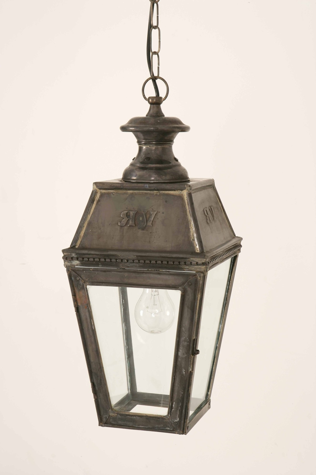 Most Current Outdoor Porch Lanterns Intended For Solid Brass Outdoor Light Fixtures Kensington Pendant – Awesome Home (View 4 of 20)