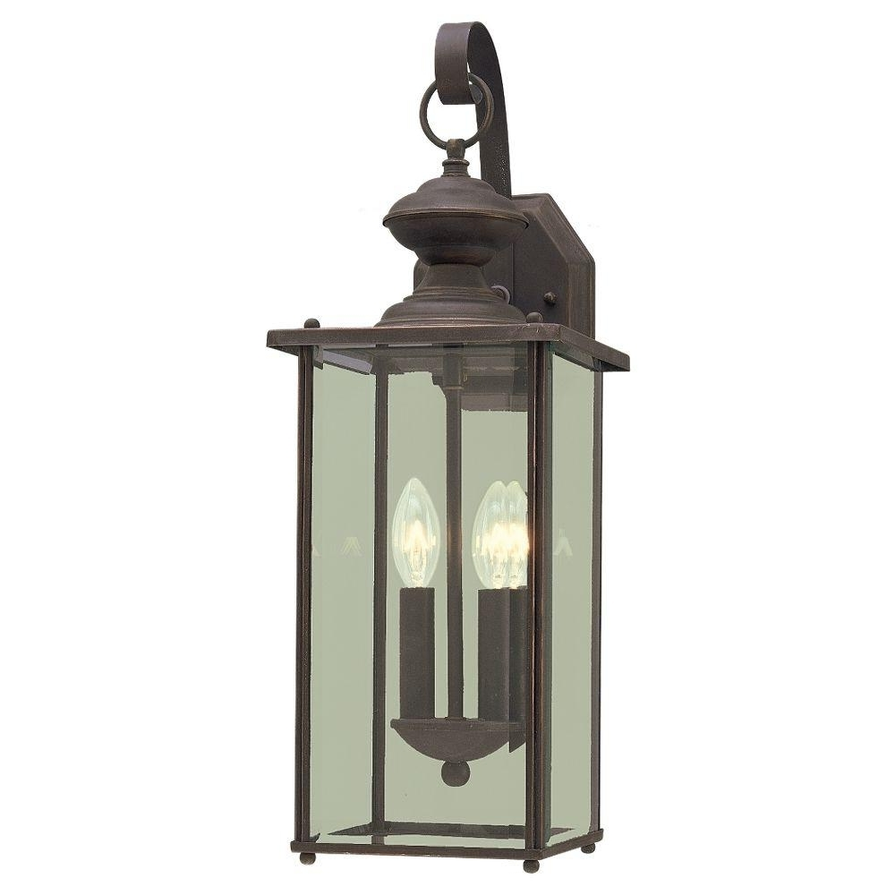 Most Current Weather Resistant – Pewter – Outdoor Wall Mounted Lighting – Outdoor With Italian Outdoor Lanterns (View 11 of 20)