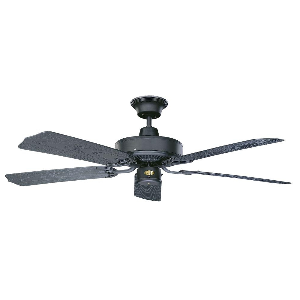 Most Popular Concordluminance 44 Inch Nautika Outdoor Ceiling Fan – Graphite Inside 44 Inch Outdoor Ceiling Fans With Lights (View 19 of 20)