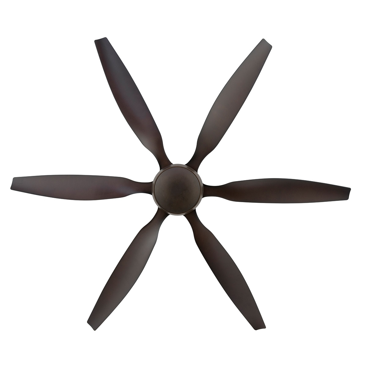 Most Popular Large Outdoor Ceiling Fans With Lights Pertaining To Aviator 66″ Dc Ceiling Fan – Brilliant Lighting (View 10 of 20)