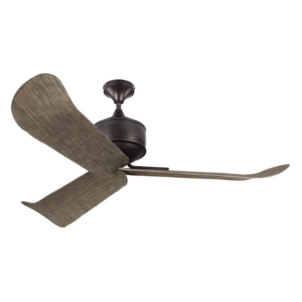 Most Popular Outdoor Ceiling Fans For Wet Locations Inside Monte Carlo Dylan 56 In (View 17 of 20)