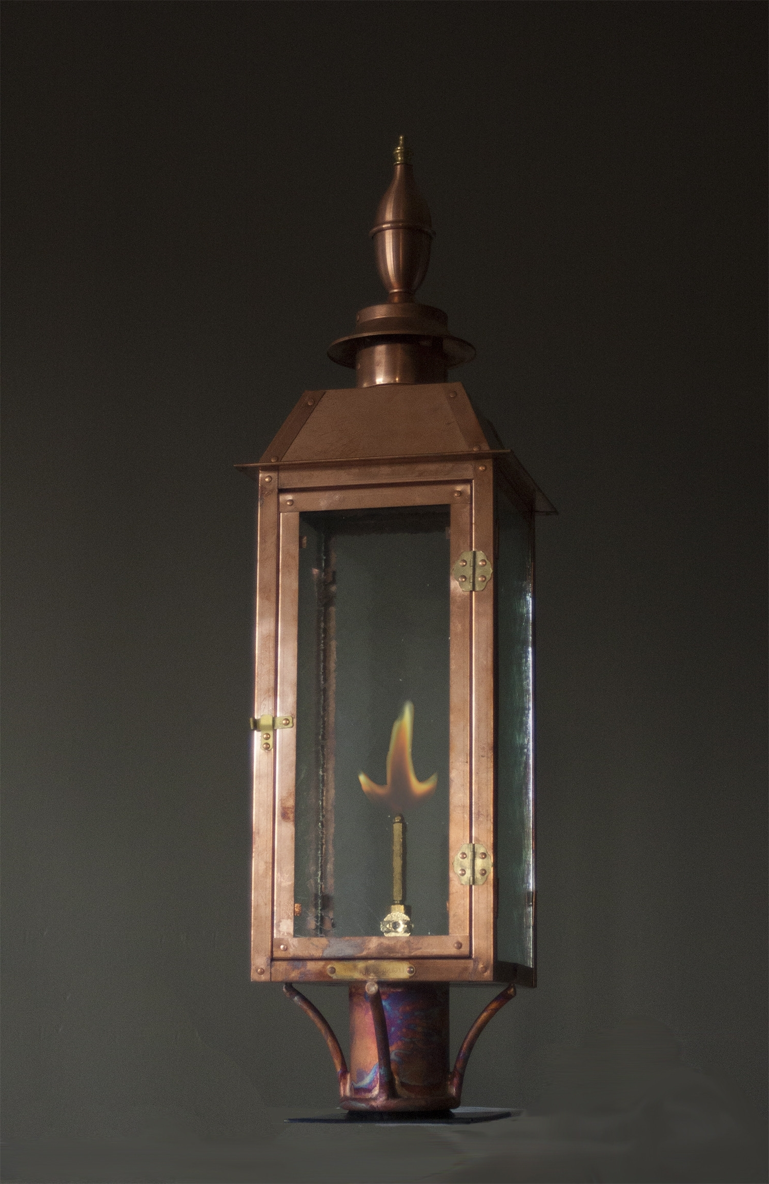 Most Popular Outdoor Gas Light Parts New Feature List Legendary Lighting Gas With Outdoor Gas Lanterns (View 14 of 20)