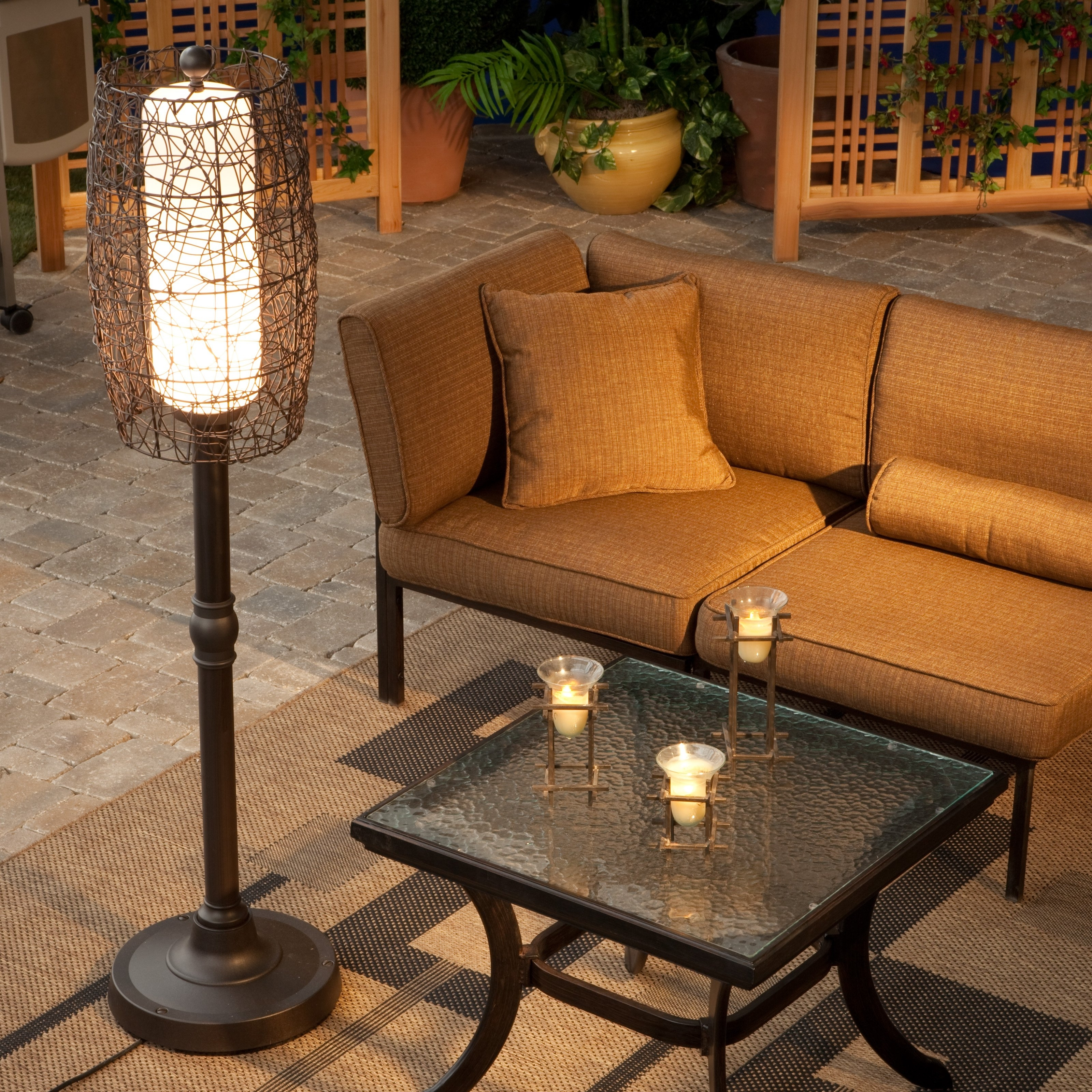 Most Popular Outdoor Lawn Lanterns Intended For Patio Lamps Outdoor Lighting – Outdoor Lighting Ideas (View 4 of 20)