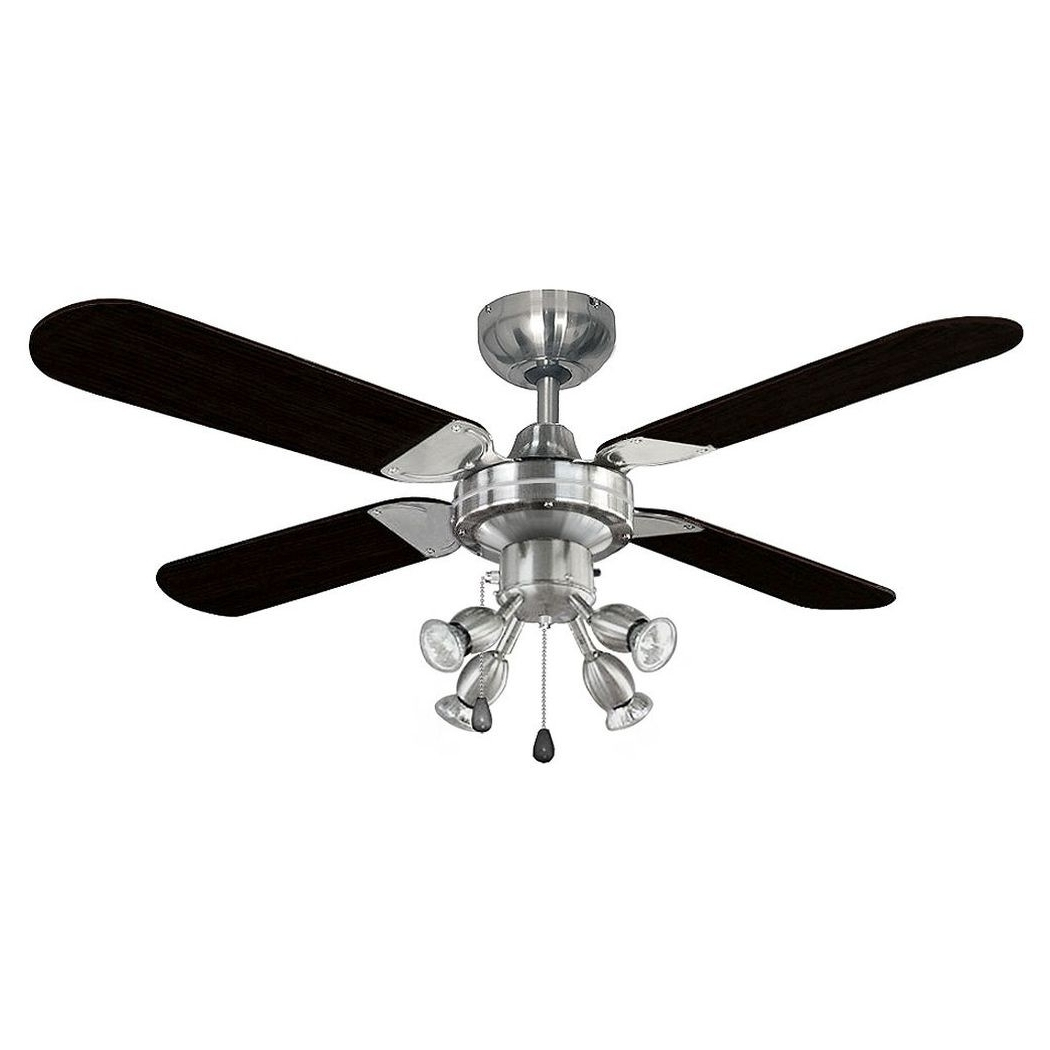 Explore Gallery of Stainless Steel Outdoor Ceiling Fans (Showing 15 ...