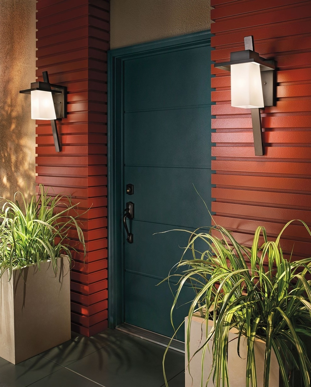 Most Popular Stonebrook Collection In Kichler Outdoor Lanterns (View 7 of 20)