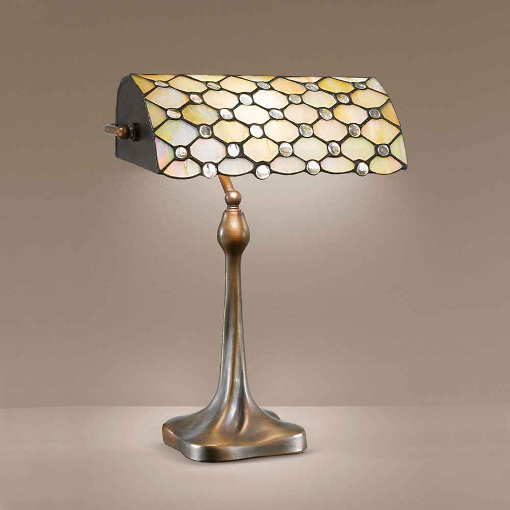 Most Popular Winning Perenz T974 L Tiffany Style Desktable Lamp Retro Design From Pertaining To Outdoor Lanterns At Target (View 18 of 20)