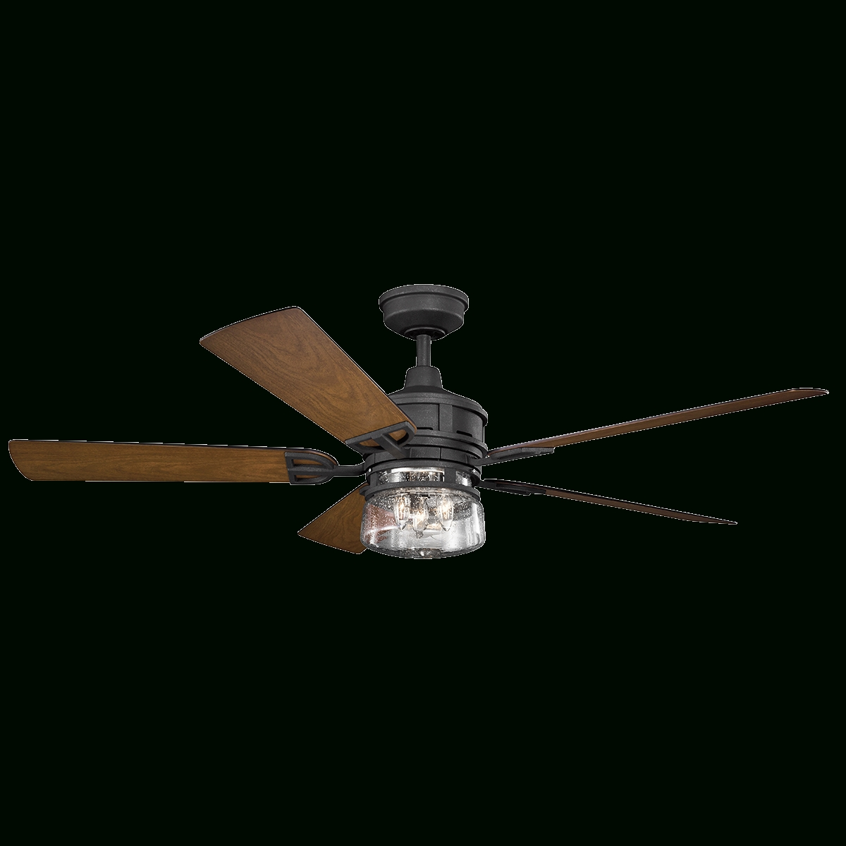 """Most Recent 60"""" Lyndon Patio Ceiling Fan In Oz Intended For Enclosed Outdoor Ceiling Fans (View 7 of 20)"""