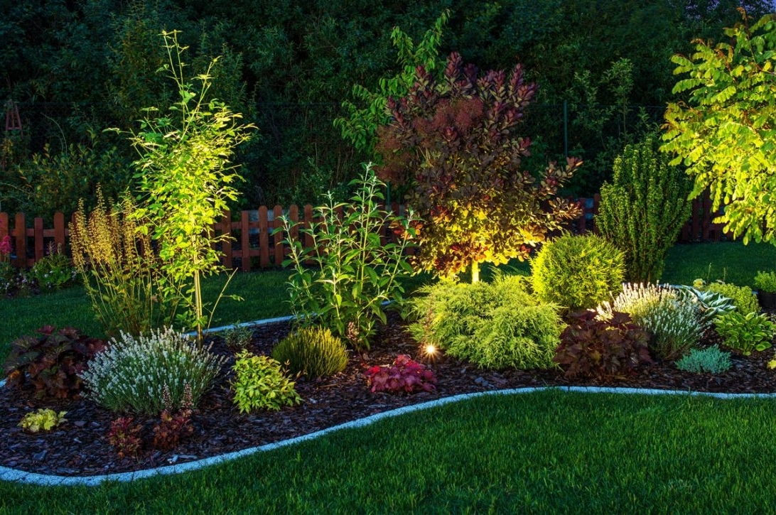 Most Recent Front Yard Landscape Lighting Ideas Outdoor Design Beautiful Iwoo With Regard To Outdoor Landscape Lanterns (View 19 of 20)