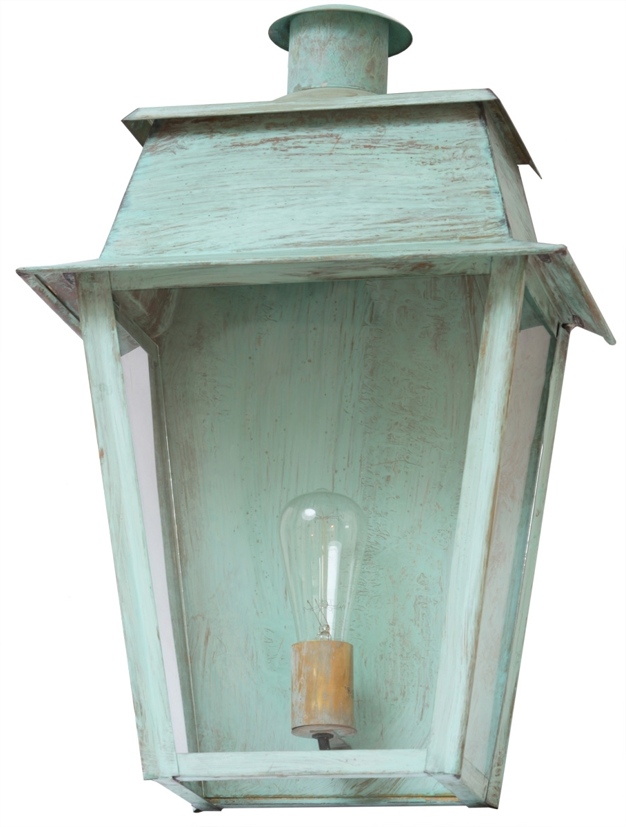 Most Recent Large Brass Or Zinc Outdoor Lantern Bordeaux Tgm – Terra Lumi Intended For Zinc Outdoor Lanterns (View 8 of 20)