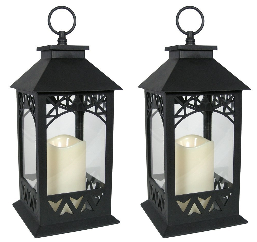 Most Recent Lighting: Brighten Up Your Space With Stunning Candle Lanterns Within Outdoor Lanterns With Led Candles (View 10 of 20)