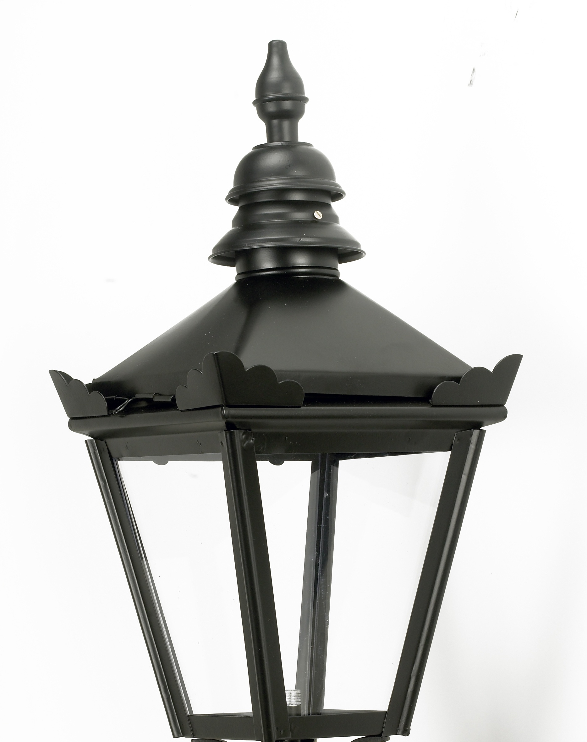 Most Recent Medium Copper Victorian Wall Lantern With Ornate Bracket (View 6 of 20)