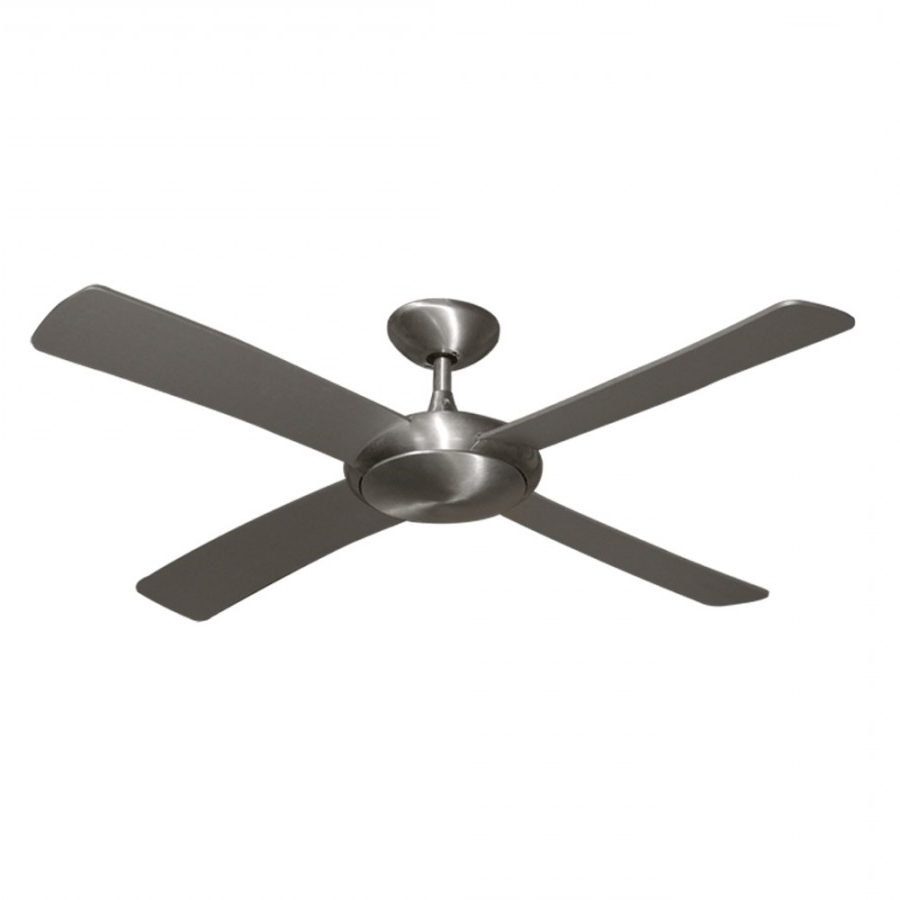 Most Recent Modern Ceiling Fans, Lunagulf Coast – Outdoor Rated For Grey Outdoor Ceiling Fans (View 4 of 20)