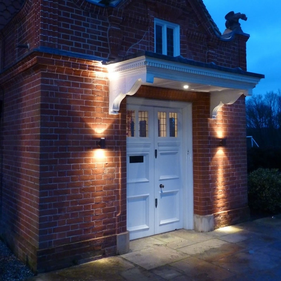 Most Recent Outdoor House Lanterns With Regard To Glamorous Outdoor Wall Mounted Lighting Ideas – Outdoor Wall (View 16 of 20)