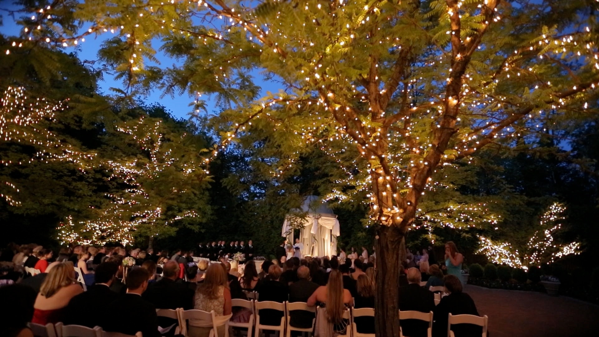 Most Recent Outdoor Lanterns For Wedding Throughout Wedding Outdoor Lights – 11 Ways Methods To Make Sure Your Outdoor (View 10 of 20)