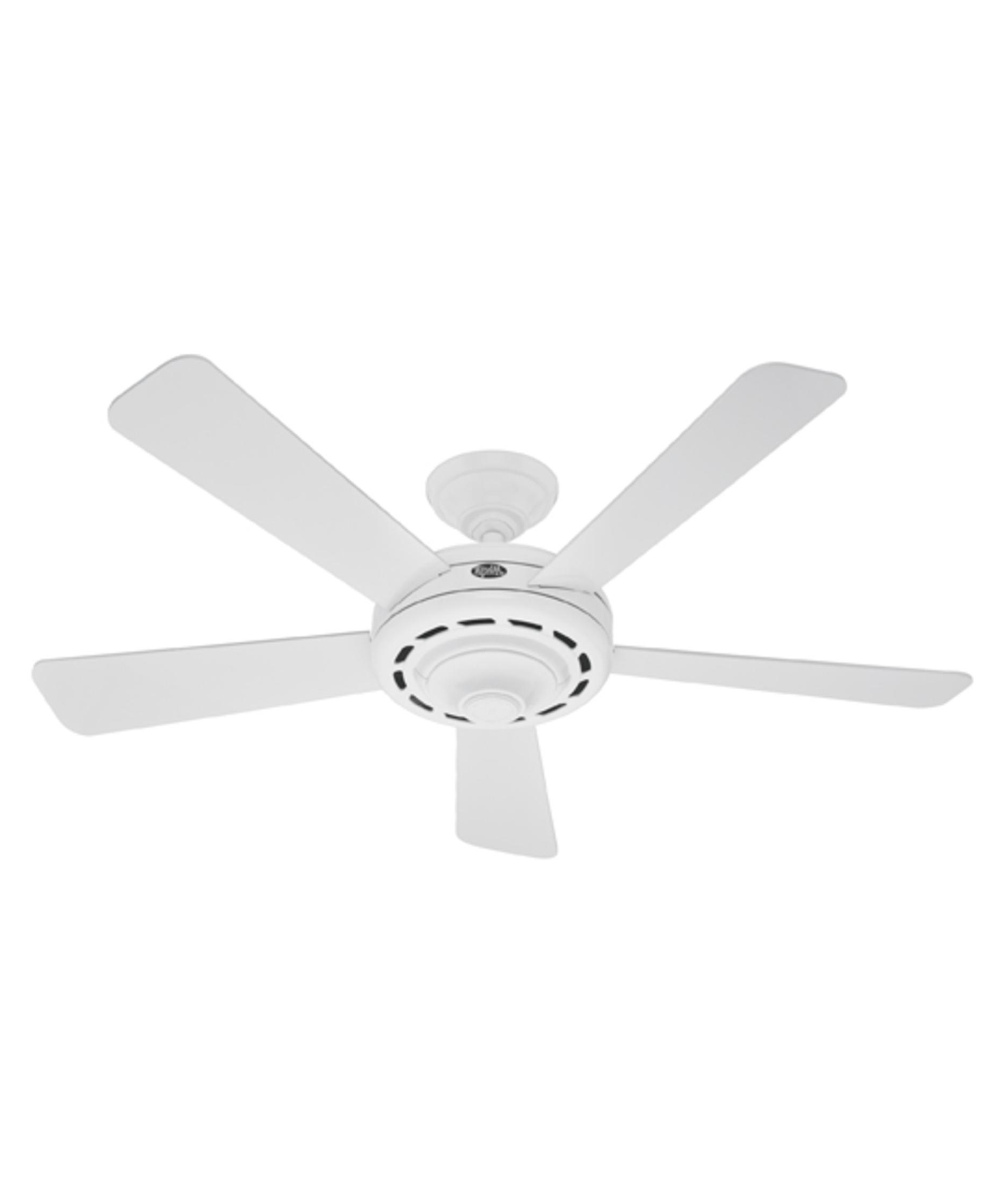 Most Recently Released Energy Star Outdoor Ceiling Fans With Light Throughout Hunter Fan 25866 Dimensions 52 Inch 5 Blade Ceiling Fan (View 10 of 20)