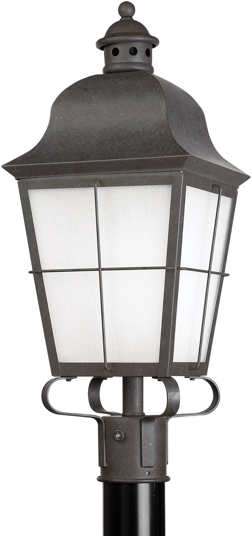 Most Recently Released Gold Coast Outdoor Lanterns In The Chatham Outdoor Lighting Collectionsea Gull Lighting Offers (View 10 of 20)
