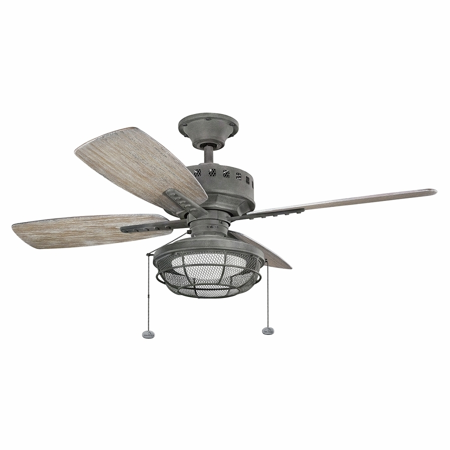 Most Recently Released Kichler Outdoor Ceiling Fans With Lights Intended For Kichler Outdoor Ceiling Fans – Ceiling Design Ideas (View 13 of 20)
