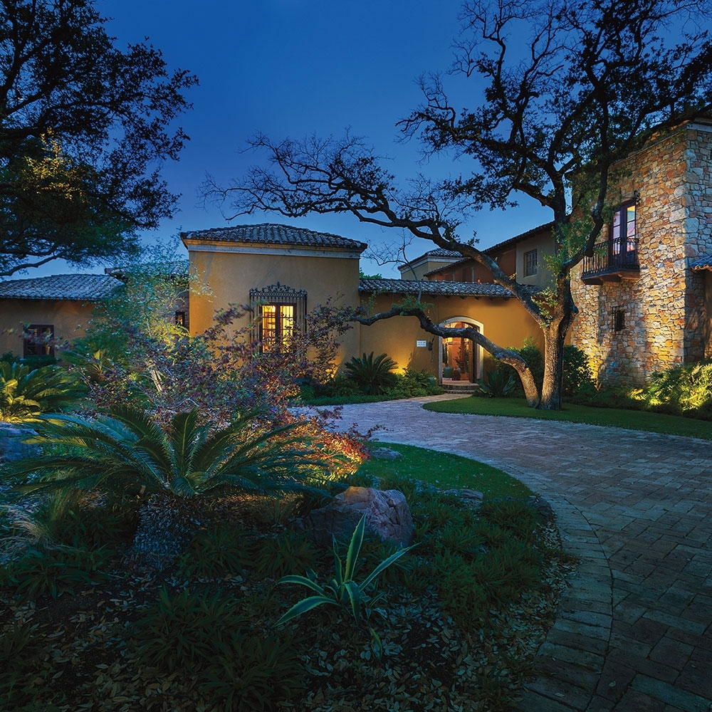 Most Recently Released Landscape Lighting With Kichler Outdoor Lanterns (View 16 of 20)