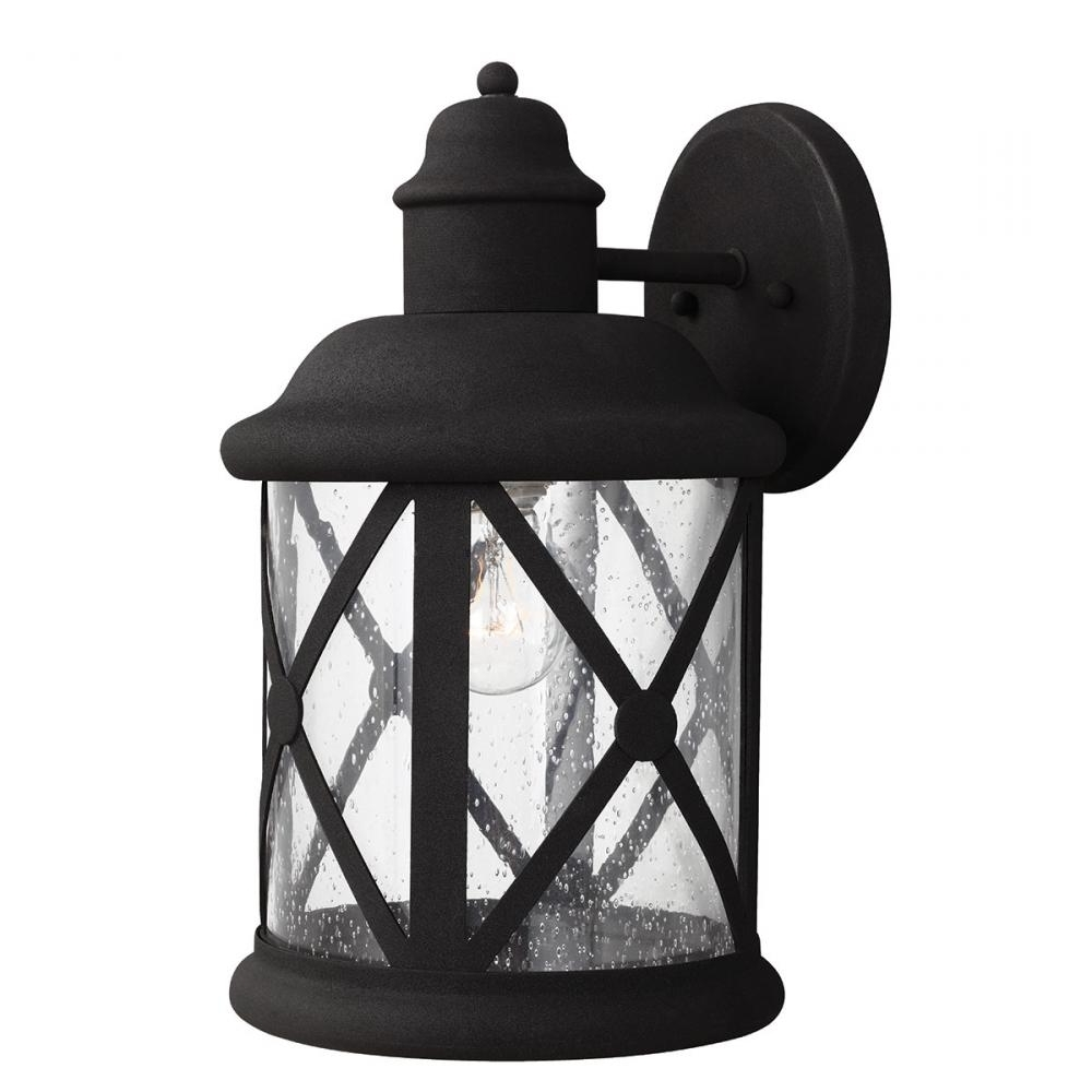 Most Recently Released Large Outdoor Wall Lanterns For Large One Light Outdoor Wall Lantern : 9Kh (View 14 of 20)