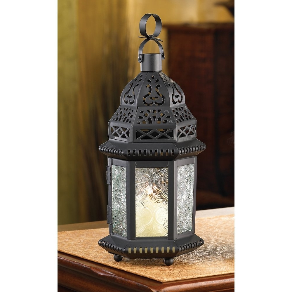Most Recently Released Moroccan Outdoor Lanterns With Moroccan Lanterns, Decorative Candle Lanterns Light For Candles (View 17 of 20)
