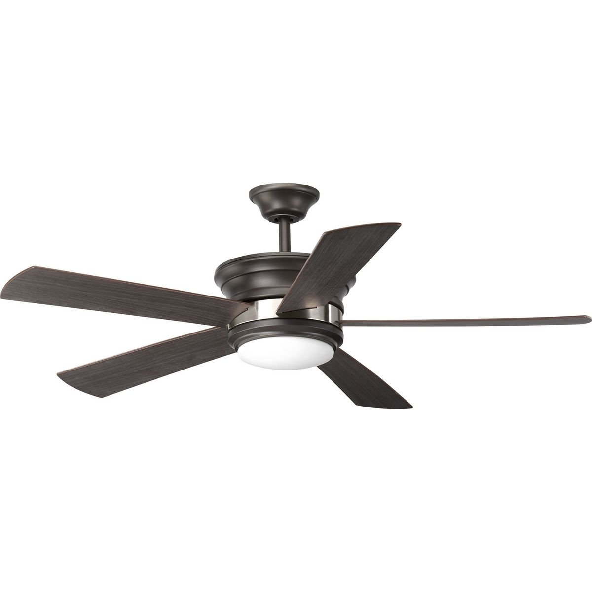 Most Recently Released Outdoor Ceiling Fans For Canopy Pertaining To P2540 14330K – Progress Lighting (View 11 of 20)