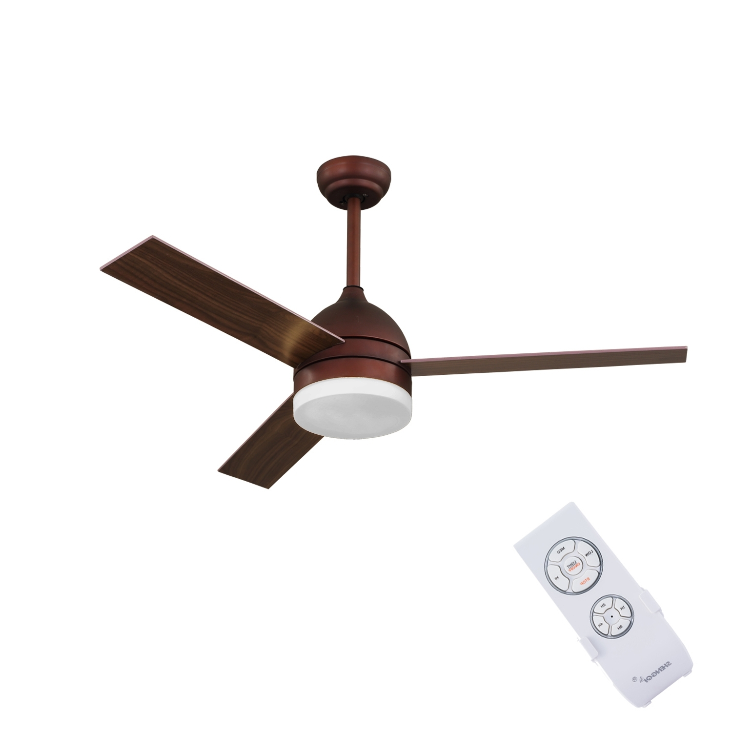 Most Recently Released Outdoor Ceiling Fans Under $50 With China 42 Inch Ceiling Fan With Light And Remote Control – China (View 9 of 20)