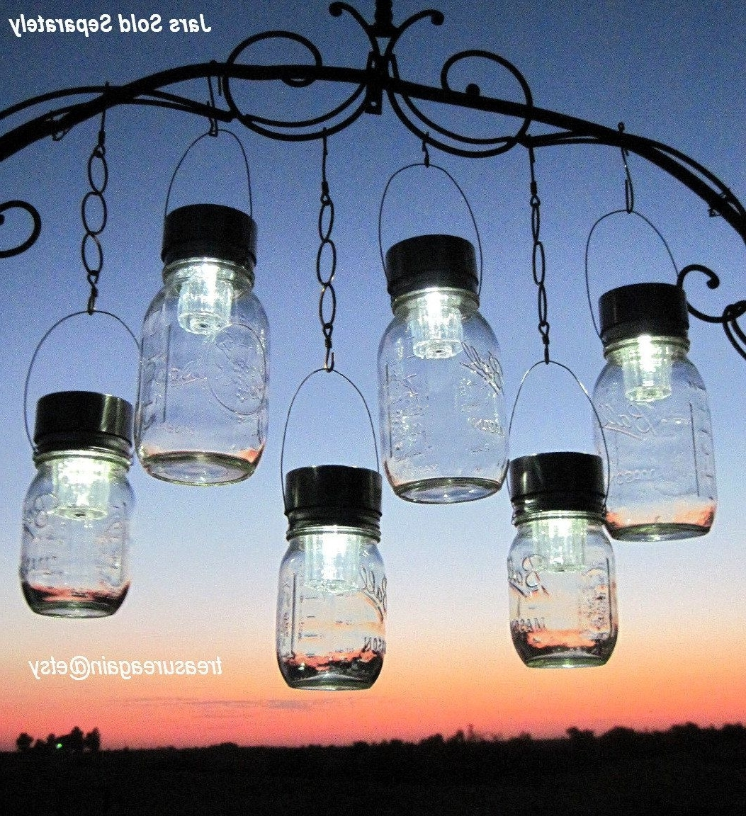 Most Recently Released Outdoor Event Lighting Mason Jar Solar Lights Wedding Lights For Outdoor Lanterns For Parties (View 13 of 20)