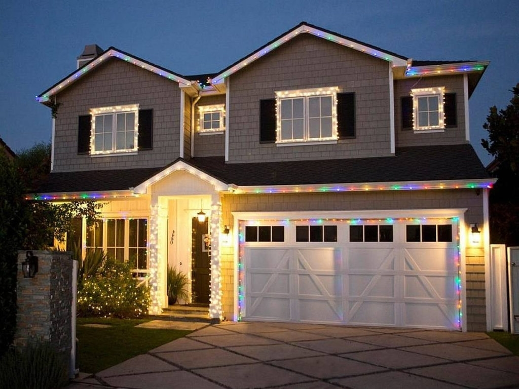 Most Recently Released Outdoor Garage Lanterns Intended For Outdoor Led Spotlights External House Lights Porch Light Fixtures (View 8 of 20)