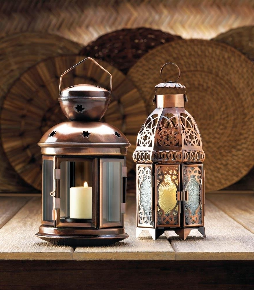 Most Recently Released Outdoor Hanging Lanterns Pertaining To Hanging Lanterns, Iron Colonial Candle Lamp Decorative Lantern (View 10 of 20)