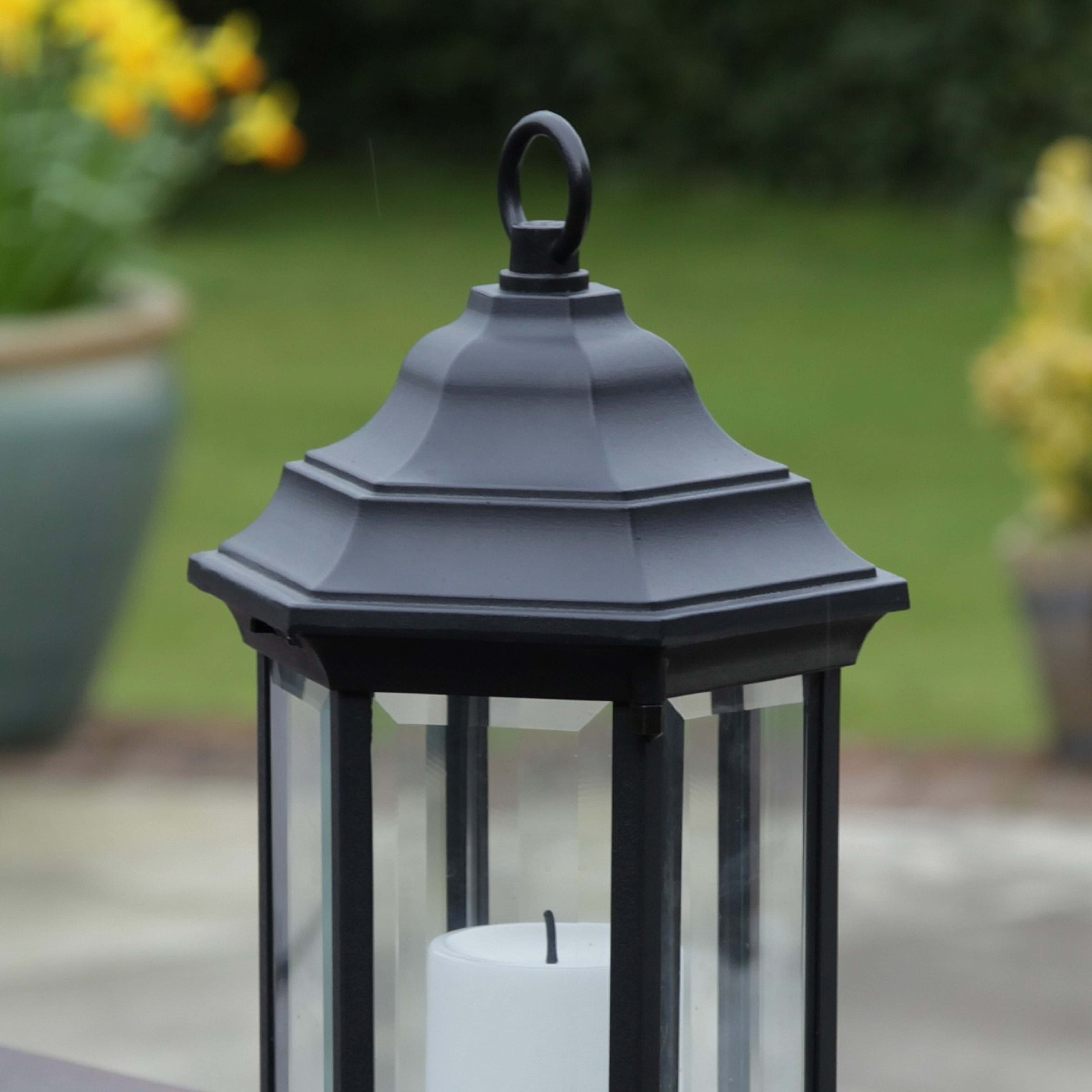 Most Recently Released Outdoor Lanterns With Timers Inside Battery Operated Outdoor Lantern With Timer – Outdoor Lighting Ideas (View 3 of 20)