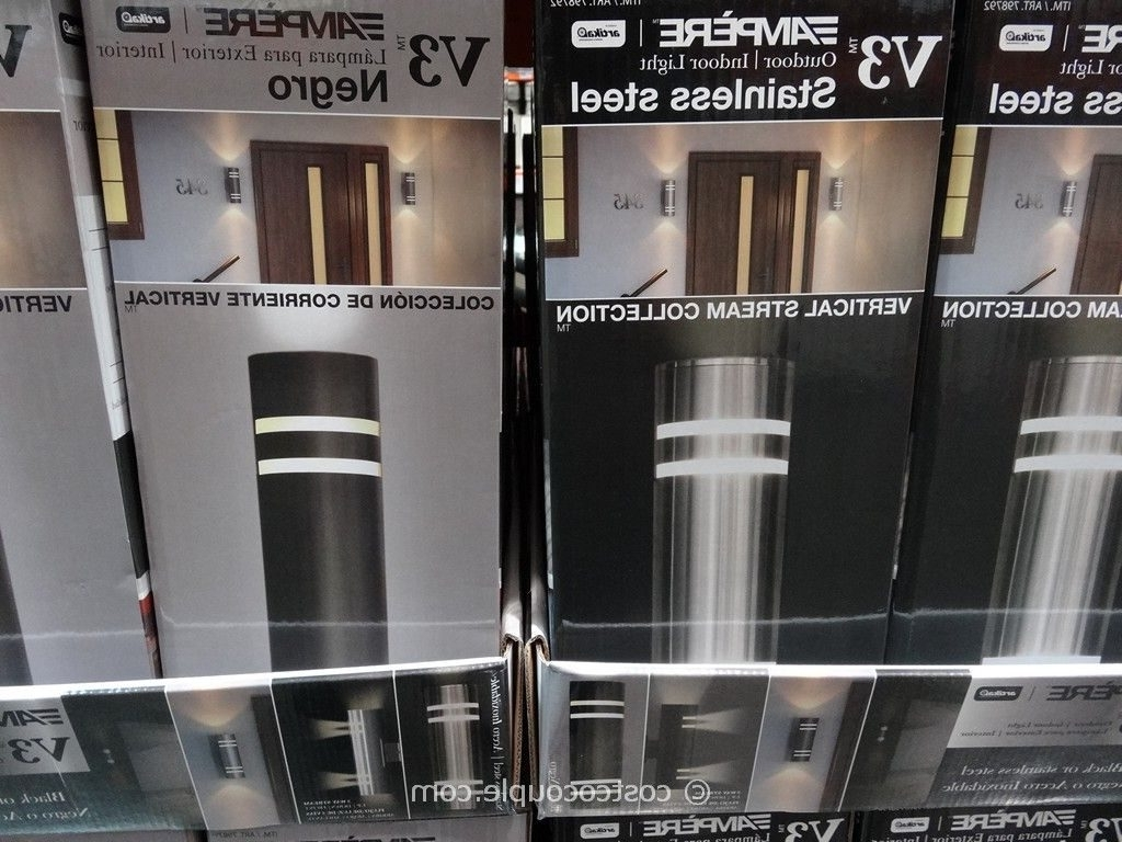 Most Recently Released Outdoor Lights Costco Costco Indoor Outdoor Lights Big Outdoor With Regard To Outdoor Lanterns At Costco (View 8 of 20)