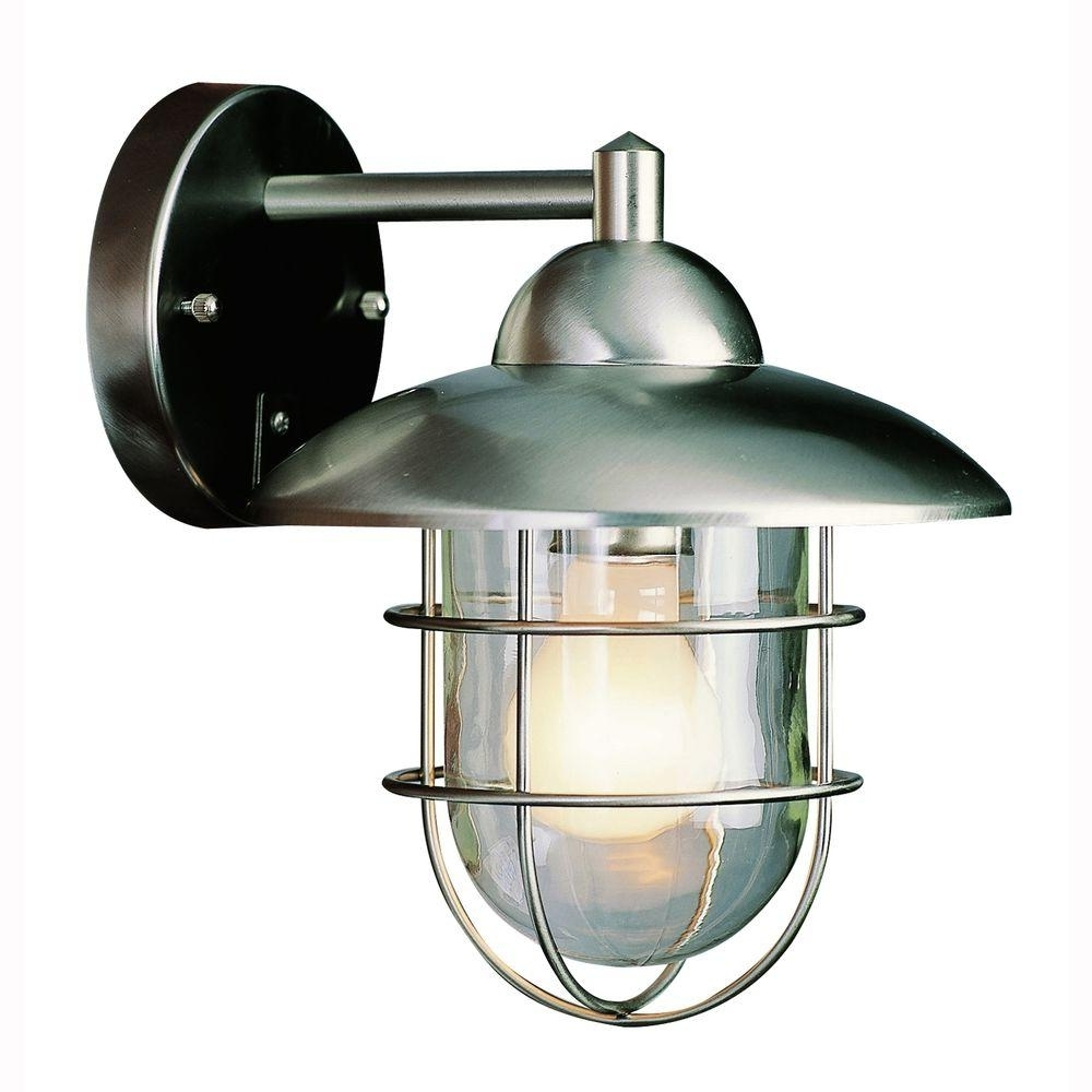 Most Recently Released Outdoor Tropical Lanterns Within Tropical – Outdoor Lanterns – Outdoor Wall Mounted Lighting (View 3 of 20)