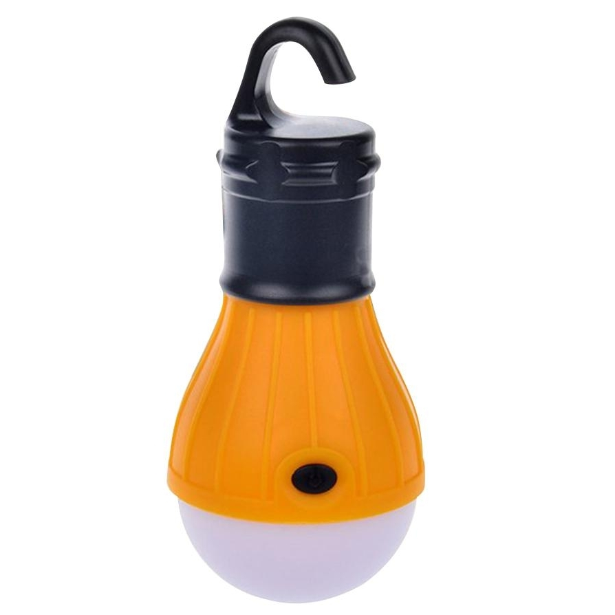 Most Recently Released Soft Light Outdoor Hanging Led Camping Tent Light Bulb Fishing Regarding Outdoor Orange Lanterns (View 18 of 20)