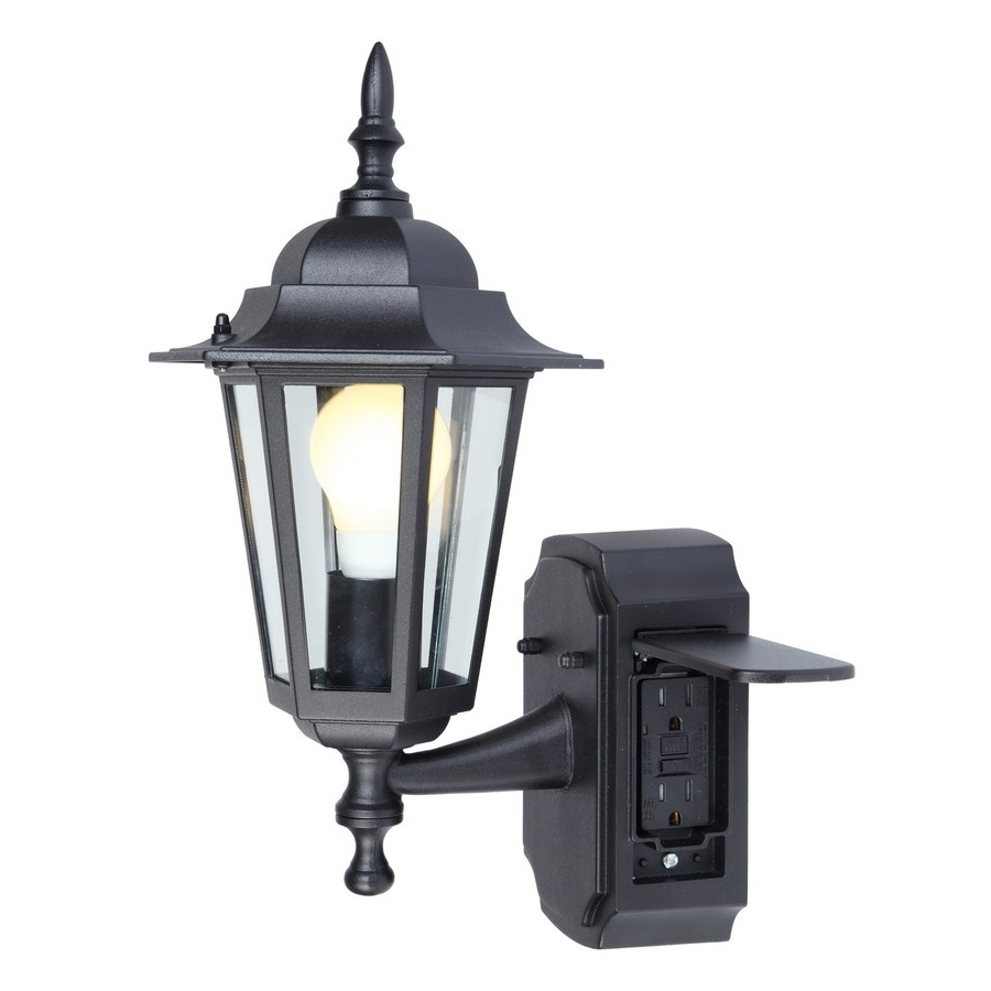 Most Recently Released Victorian Outdoor Lanterns With Shop Outdoor Wall Lighting At Lowes (View 19 of 20)