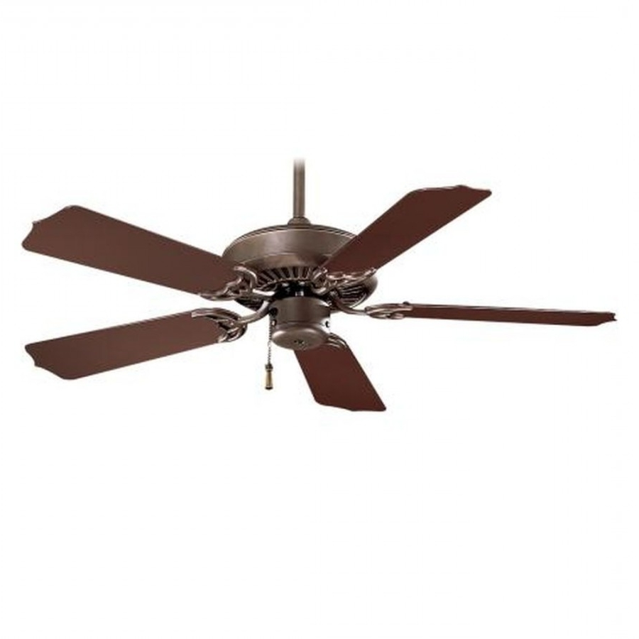 Most Up To Date 42 Inch Outdoor Ceiling Fans Pertaining To Sundance 5 Blade 42 Inch Outdoor Ceiling Fan (View 14 of 20)