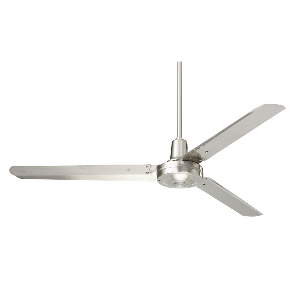 "Most Up To Date 48 Inch Outdoor Ceiling Fans With Light For Hf956Bs – Emerson Hf956Bs 56"" Heat Fan Pro Series Ceiling Fan In (View 15 of 20)"