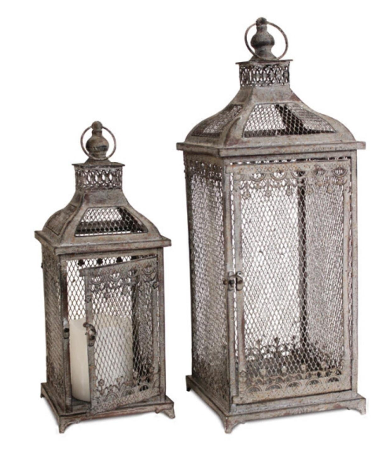 Most Up To Date Cheap Candle Garden Lanterns, Find Candle Garden Lanterns Deals On With Outdoor Iron Lanterns (View 9 of 20)