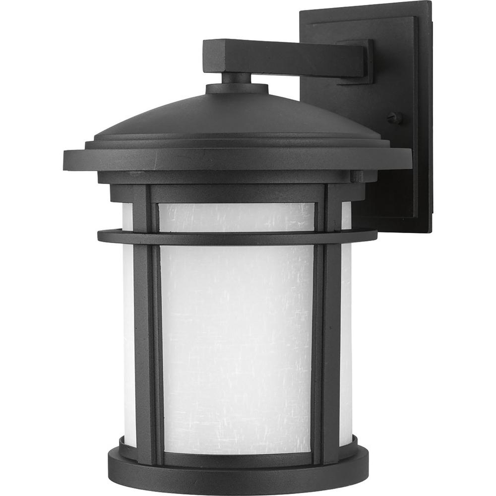 Most Up To Date Cheap Outdoor Lanterns Pertaining To Progress Lighting – Outdoor Wall Mounted Lighting – Outdoor Lighting (View 12 of 20)