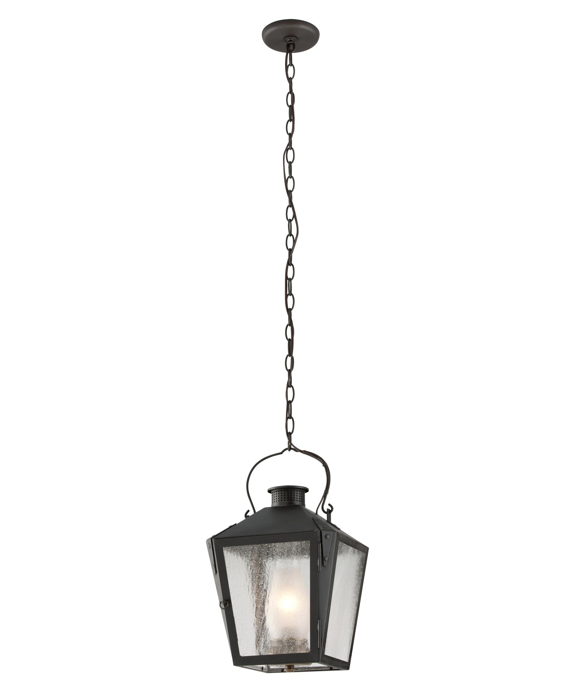 Nantucket Outdoor Lanterns Within Favorite Troy Lighting F3766 Nantucket 11 Inch Wide 1 Light Outdoor Hanging (View 13 of 20)