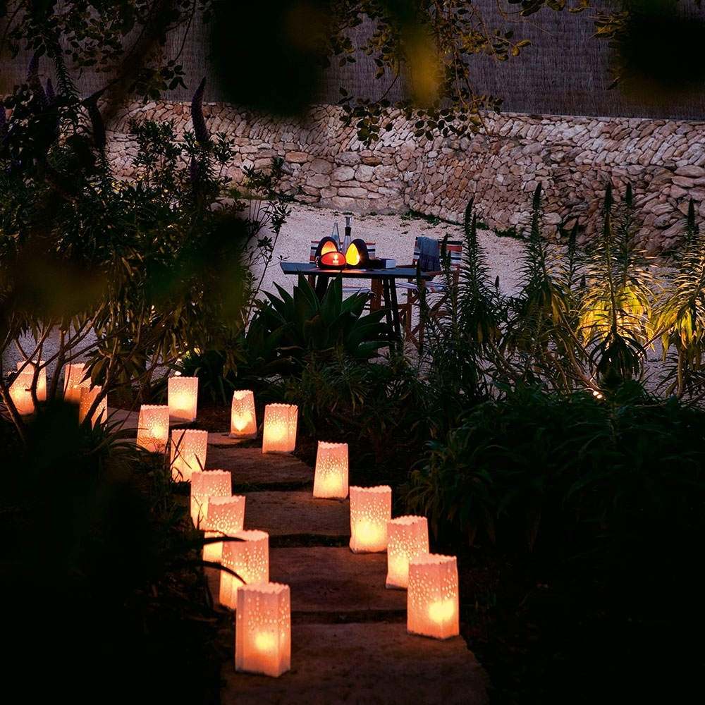 Newest Garden Lighting Ideas – Garden Lighting – Garden Lighting Solar Inside Outdoor Lighting Japanese Lanterns (View 12 of 20)